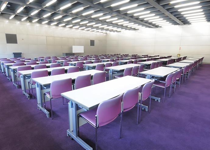 国際会議室 画像